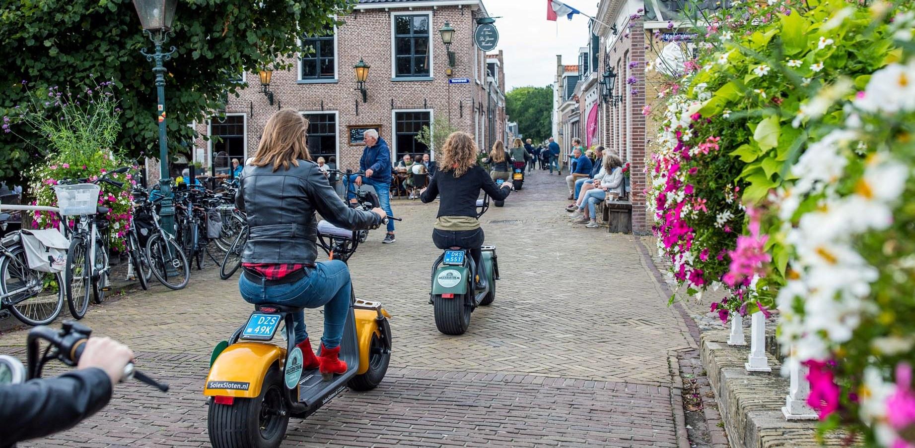 E-Chopperverhuur Friesland