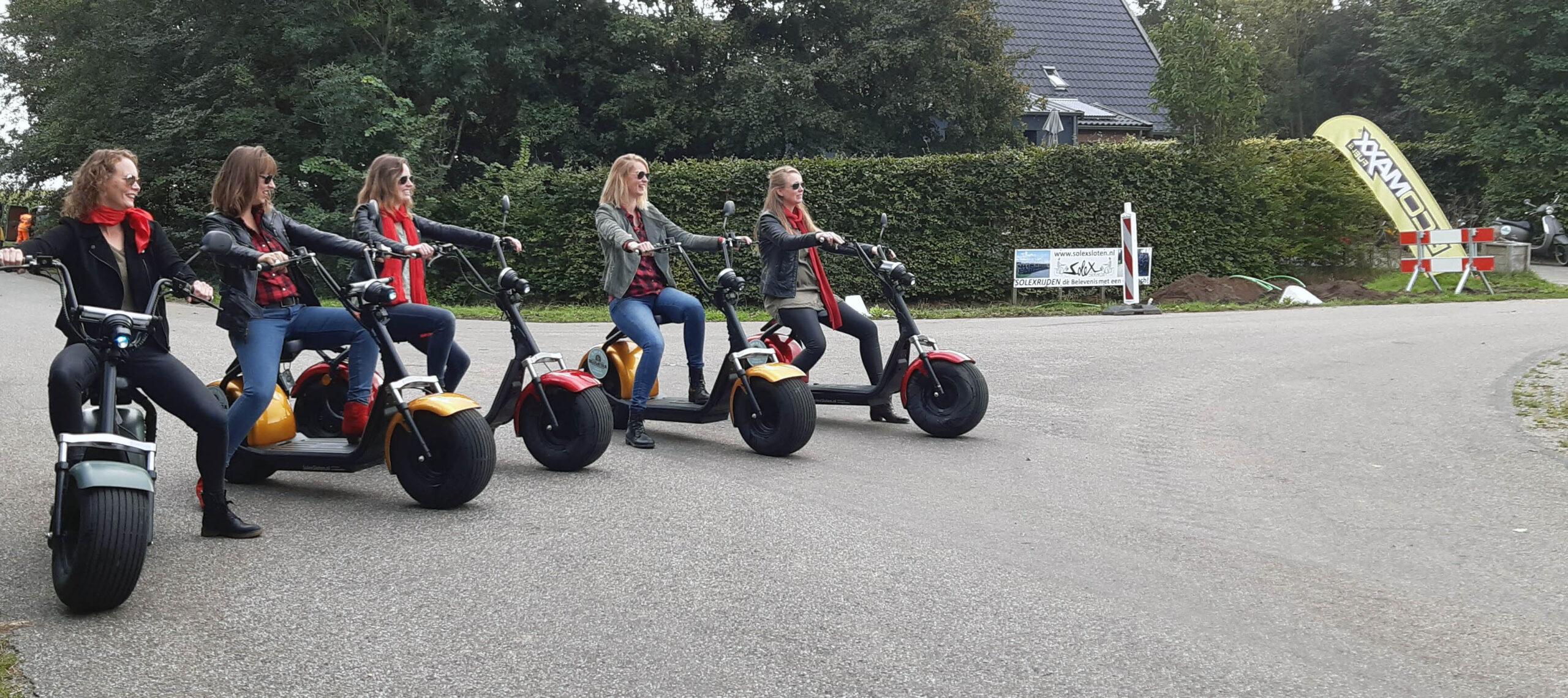 E Chopperverhuur Friesland